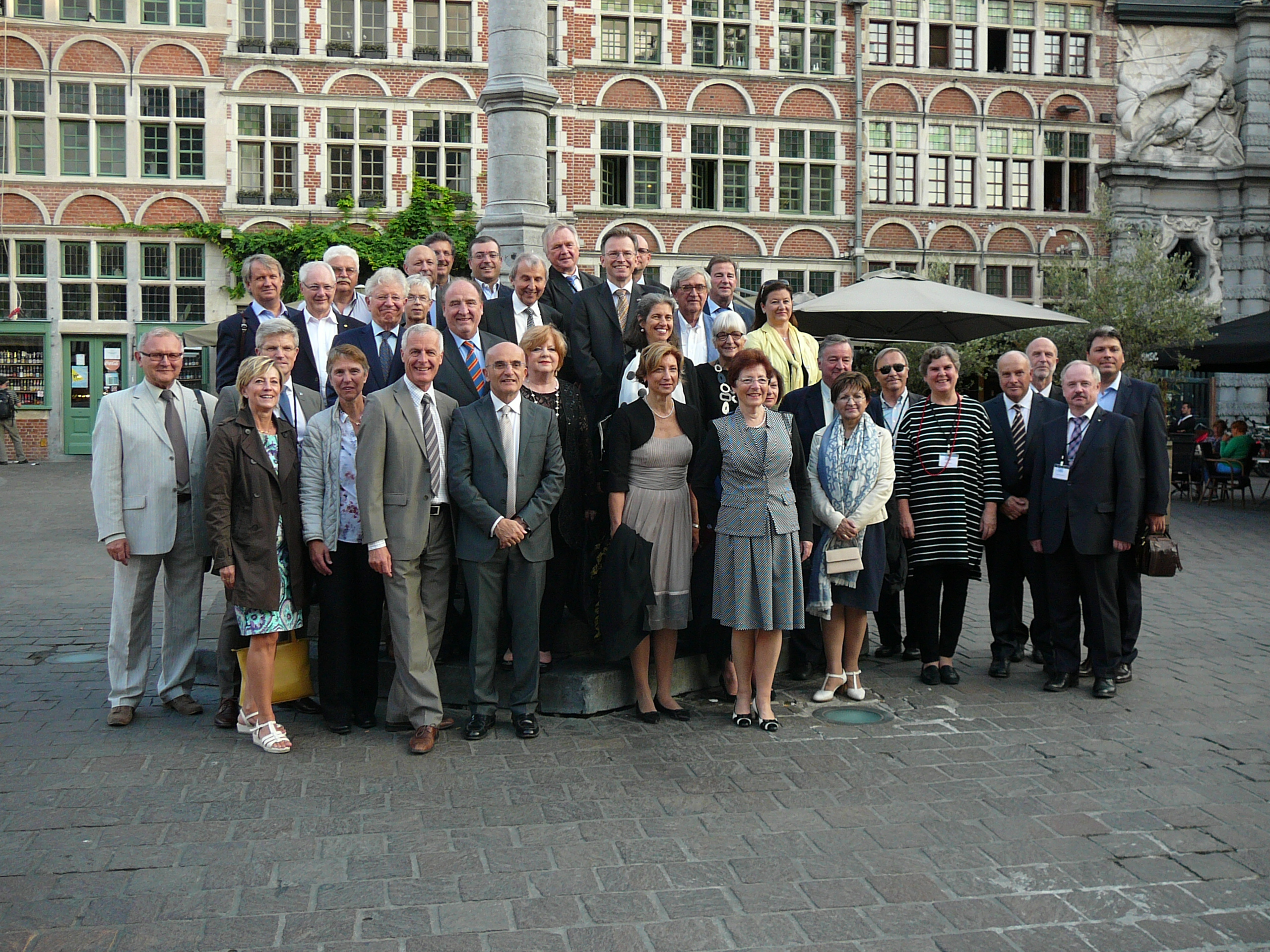 AIM GENT 2016 group picture